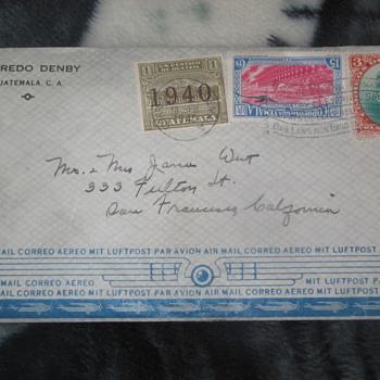 stamp cover envelopes - Stamps