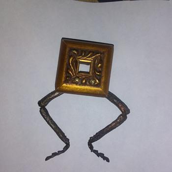 Grandma Laura's Pin - Costume Jewelry