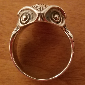 A Shout Out to Strigiformophiliacs - Fine Jewelry