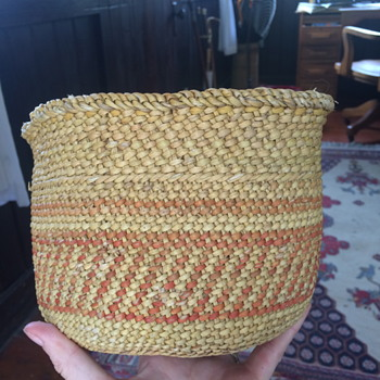 Granny's Northwest Indian Basket - Native American