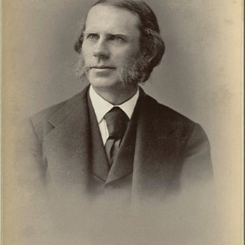Cabinet Card of Thomas De Witt Talmage (mid-1870s) - Photographs