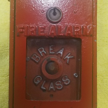 Fire Alarm Call/Pull Boxes - Firefighting