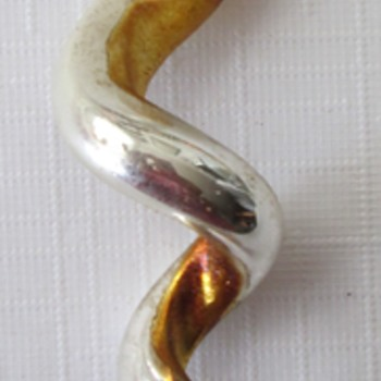 Christmas Snake Ornament - Christmas