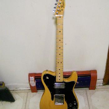 1970's Telecastor - Guitars