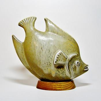 GUNNAR NYLUND 1904-1997 - Pottery