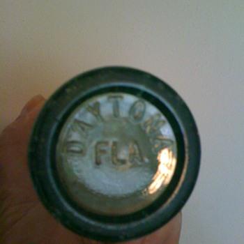 Old Coke Bottle