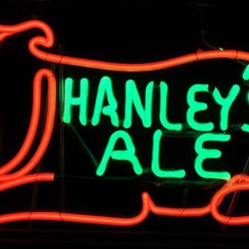 Hanley's Bulldog - Signs