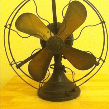 General Electric Fan - Office