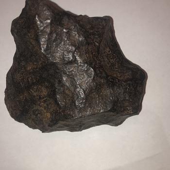 Iron meteorite  - Gemstones