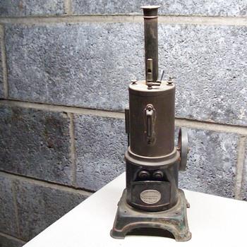 1930s Bing toy steam engine - Toys
