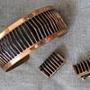 Interesting geometric copper designs