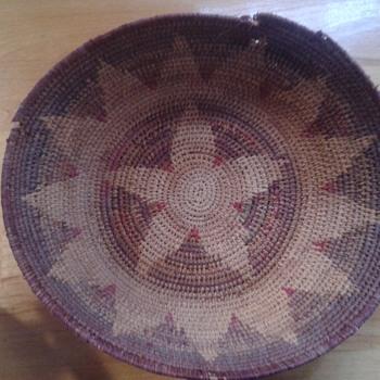 My 5-Pointed Star Basket