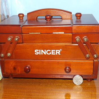 SEWING BOXES.... - Sewing