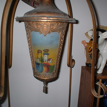 Unsual Lamp - Lamps