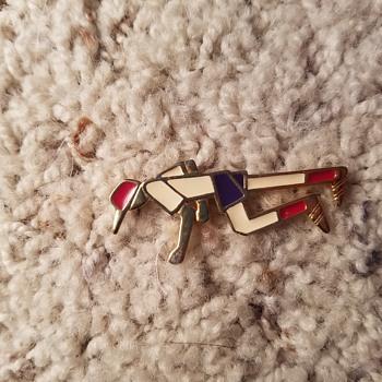 Stumbled upon a Trifari brooch