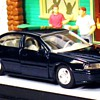 The Chevrolet Impala (NOCTURNAL NIGHTMARE) from the Rembrandt Album of Remastered 1/43rd Scale Automobilia