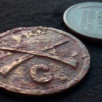 Old Coin  - Military and Wartime