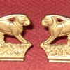 Little Brass (Bronze?) Leaping Hares