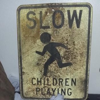 Vintage street sign - Signs