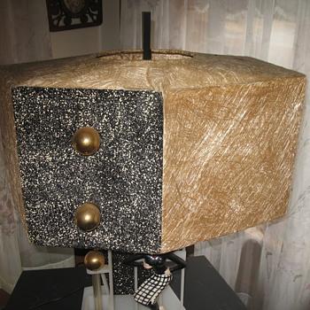 Vintage Retro Lucite Dancing Lady - Lamps