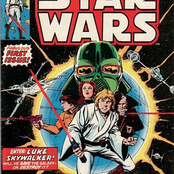 Star Wars How I began. - Comic Books