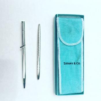 Tiffany & Co Sterling Silver Pens  - Silver