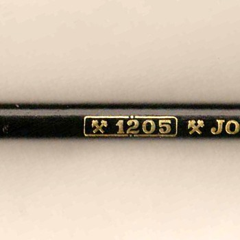 Johann Faber No. 2 Pencil - Brazil - Office