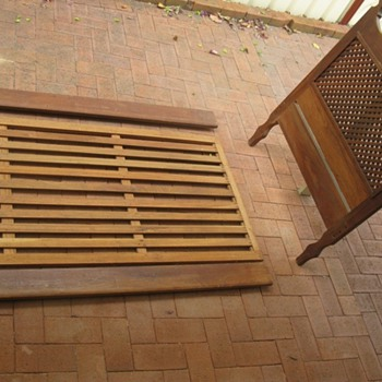 brazilian hard wood beds - Furniture