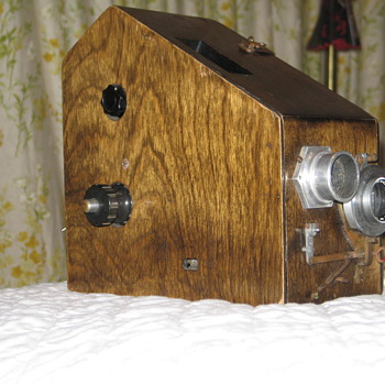 OLD WOOD CAMERA  CAM-O  US CAM-O CORP  KS CITY MISSOURI