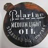 Polarine Standard Oil Brass Template