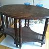 8 leg table