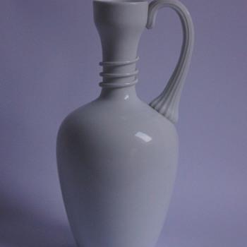 Aesthetic  Jug - Art Glass