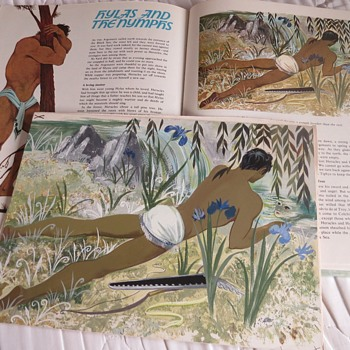 Original Illustration by Janet and Anne Grahame Johnstone - Fine Art