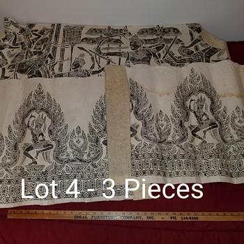 Temple Rubbings Dale - Asian