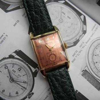 1947 Gruen Veri-Thin - Wristwatches