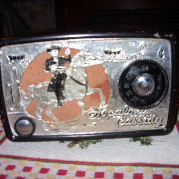 rare hopalong cassidy radio