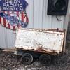 Rusty Mine Cart