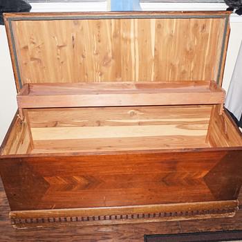 Cavalier Cedar Chest - 1940's? - Furniture