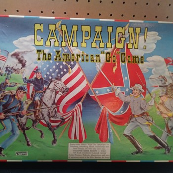 Campaign! Game - Games