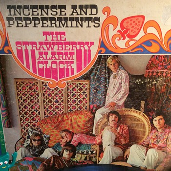 Hey man ! FarOut  ,Hear comes the incense man  - Records