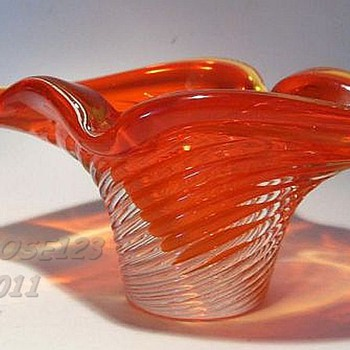 CHALET/LORRAINE Art Glass ( Canada ) - Art Glass