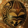 Evil Squirrel Mask!  Gift from Peru from some kind of nut!  Mask! not my friend Alex!