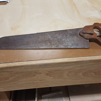 Unique Saw - Tools and Hardware