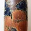 love my new studio made pottery vase - found the artist