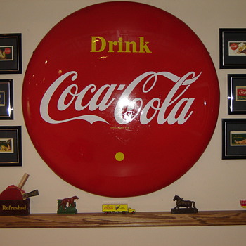 Blotter collection!! - Coca-Cola