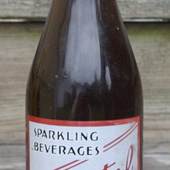 Crystal Pop Bottle - Bottles