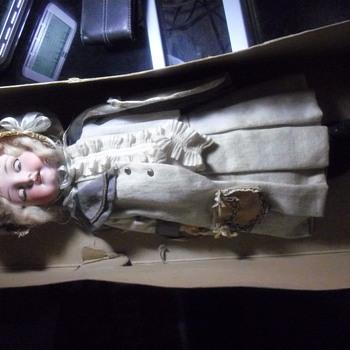 Doll in a box - Dolls