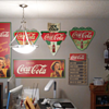 """Home-Made"" Coca-Cola signs"