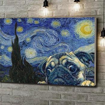 Starry Starry NIGHT  - Animals