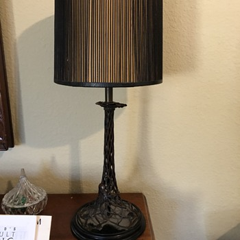 !!!Please help with identifying this lamp!!! - Lamps